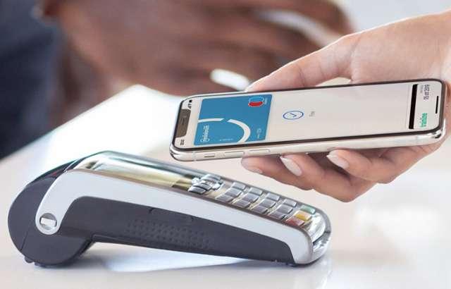 Il servizio Apple Pay per i pagamenti