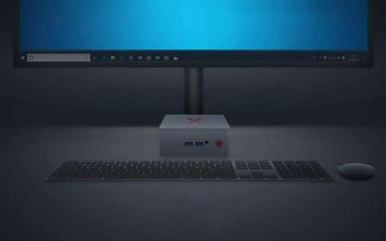 Mini PC Beelink con SSD 128 GB in sconto su Amazon