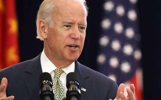 Un grave bug nell'app per la campagna di Joe Biden