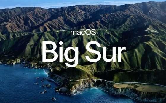 WWDC 2020: Apple annuncia il nuovo macOS Big Sur
