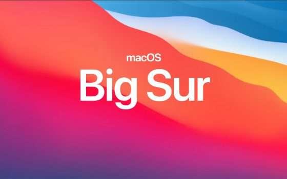 macOS 11 Big Sur: la beta 4 agli sviluppatori