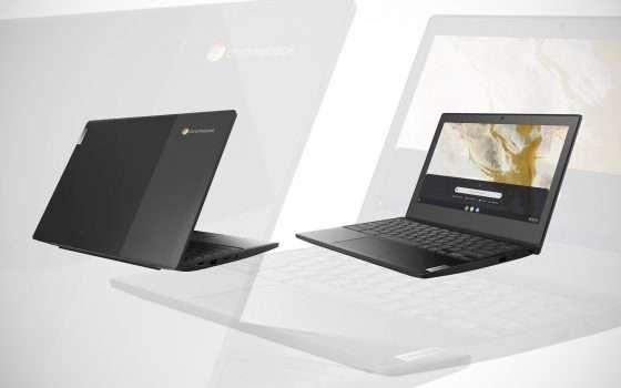 Il nuovo Lenovo Chromebook 3 (11) con Chrome OS