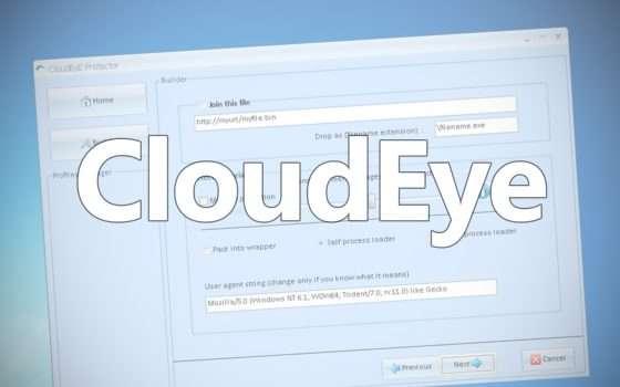 L'italiana CloudEye e il malware GuLoader