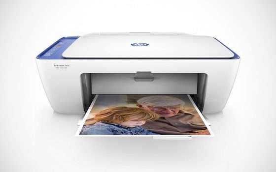 Stampante HP multifunzione in offerta a 50 euro