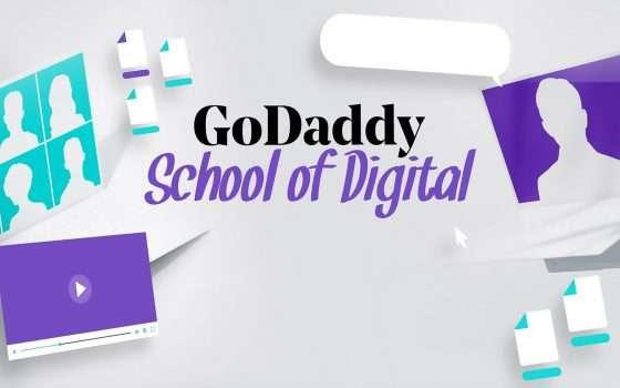 GoDaddy School of Digital: si parte il 2 luglio