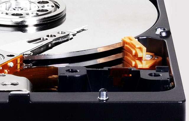 Il disco fisso Western Digital da 1 TB