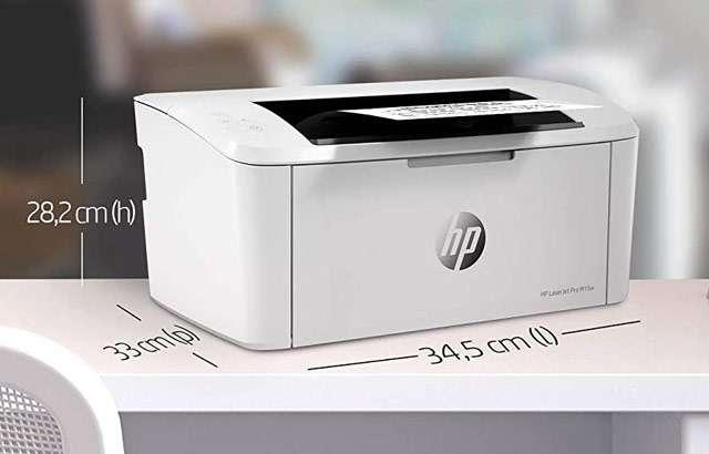 La stampante laser HP LaserJet Pro M15a
