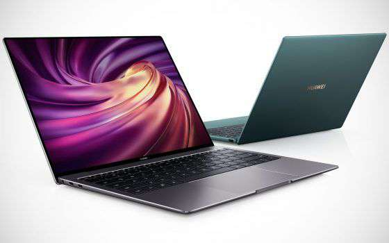 Huawei MateBook X Pro 2020, ed è subito sconto
