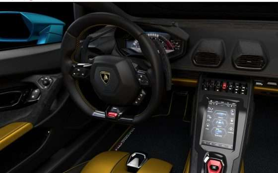 Lamborghini: realtà virtuale per la nuova Huracàn