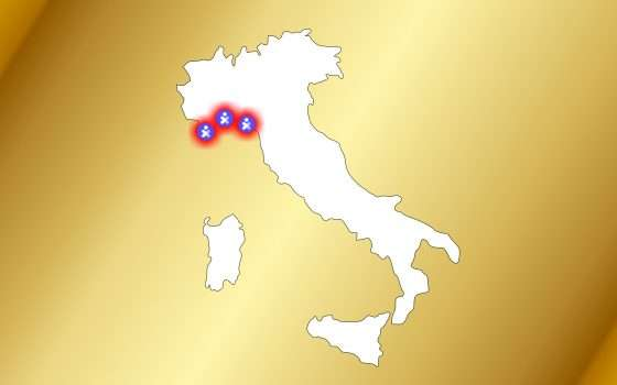 Immuni, tre positivi: le prime notifiche in Liguria