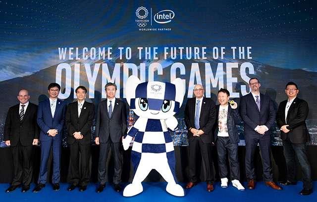 Intel e Comitato Olimpico Internazionale