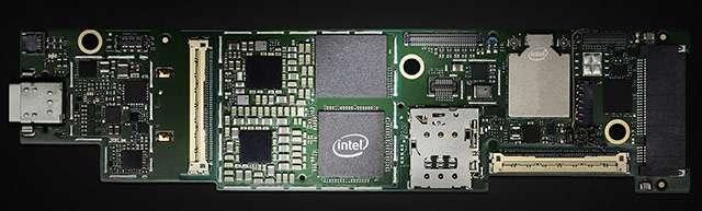 Uno dei nuovi processori Intel Hybrid