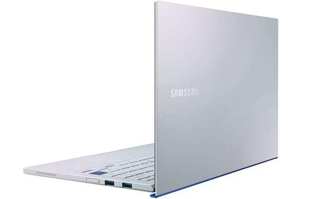 Il laptop Samsung Galaxy Book Ion
