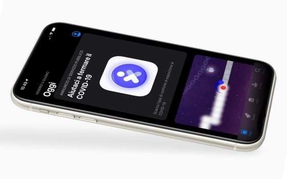 Ora anche Apple spinge Immuni: così su App Store