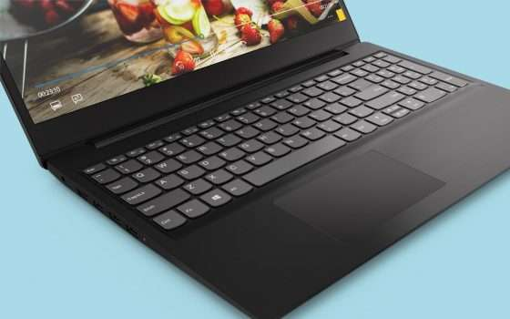 eBay Tech Week: sconto per Lenovo IdeaPad S145
