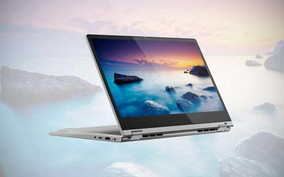 Il laptop Lenovo IdeaPad C340 in offerta su eBay