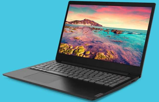 Il laptop Lenovo IdeaPad S145