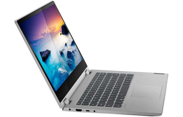 Il laptop Lenovo IdeaPad C340