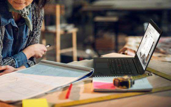 Le nuove workstation Lenovo ThinkPad della serie P