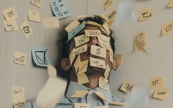 Gestire il tempo in modo produttivo con meno stress