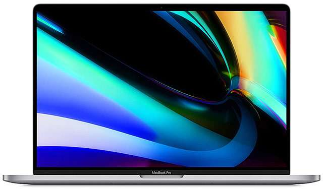 Il laptop MacBook Pro 16 di Apple