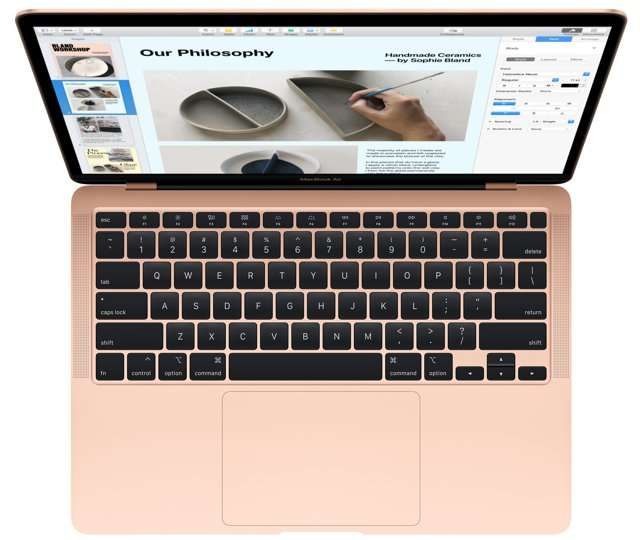 MacBook Air 13 pollici
