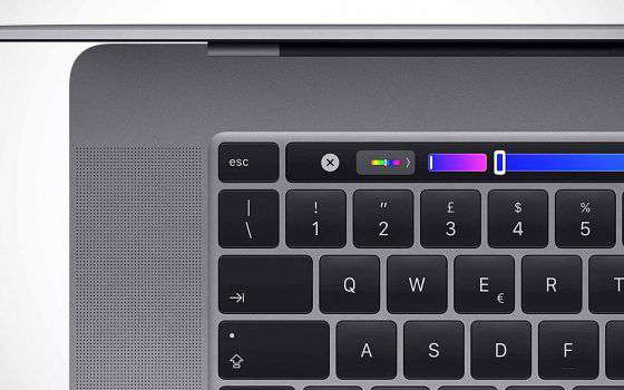 Nuovo MacBook Pro 16 pollici senza Apple Silicon?