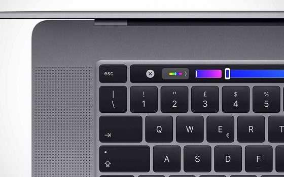 Teams: arriva il supporto alla Touch Bar dei Mac