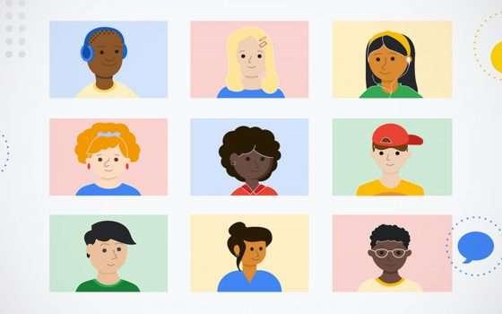 Le novità di Google Meet per insegnanti e studenti