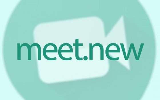 Google Meet: un solo click e sei in riunione