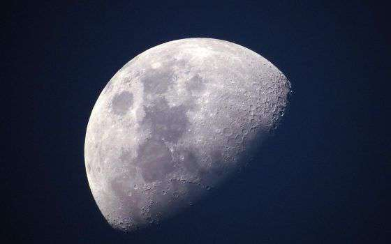 Un pezzo di Luna per l'ufficio di Joe Biden