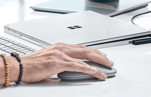 Il Surface Mouse di Microsoft