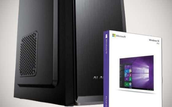 Un PC desktop completo a soli 169 euro su eBay