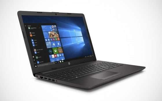 Il laptop HP 255 G7 oggi in sconto su eBay