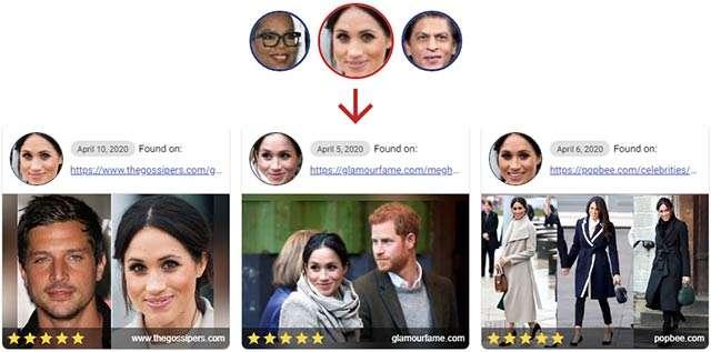 Come funziona il riconoscimento facciale di PimEyes