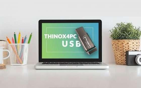 Praim ThinOX4PC USB, un device per lo smart working