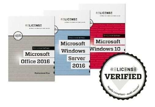 Relicense Microsoft