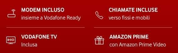 Sconto Vodafone Fibra