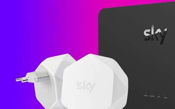 Sky Wifi: la verifica della copertura