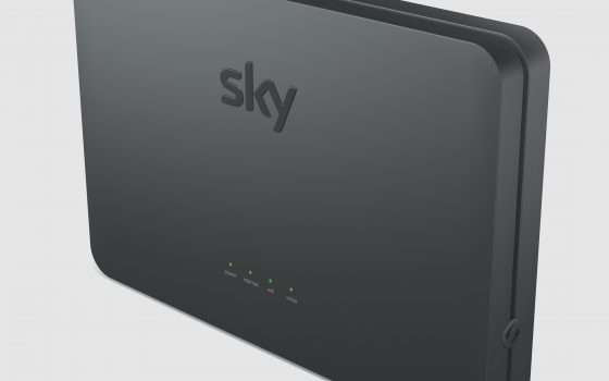 Sky Wifi Hub è il cuore del servizio Sky Wifi