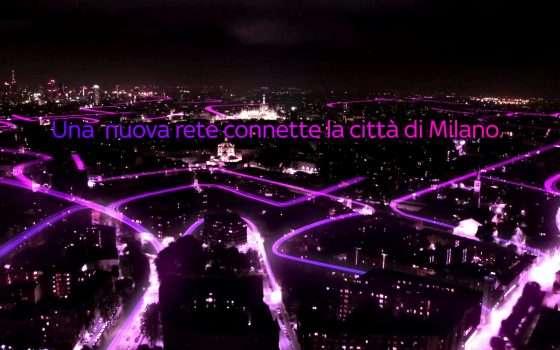 Sky Wifi: un video per la città di Milano