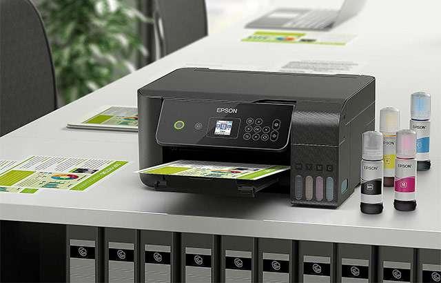 La stampante Epson EcoTank ET-2721