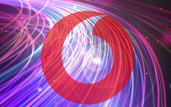 Vodafone: 1 Gigabit, chiamate incluse e 100€ in regalo