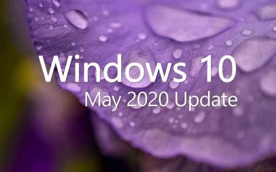 Windows 10 May 2020 Update: ecco i primi bug