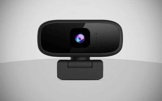 Offerte per smart working: webcam a -41% su Amazon