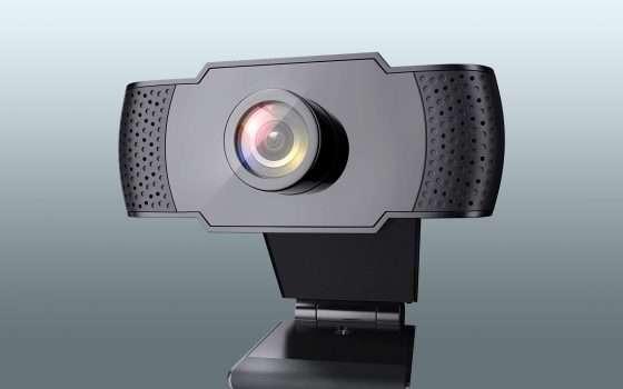 Webcam Full HD in offerta lampo su Amazon