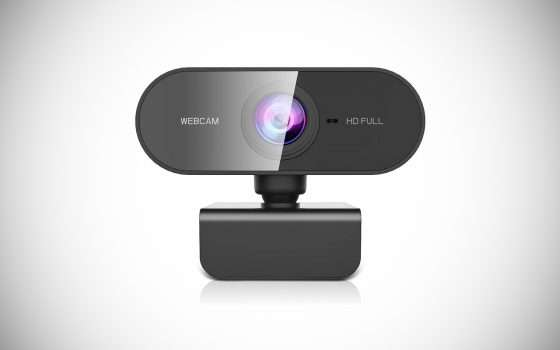 Webcam Full HD con il 20% di sconto su Amazon