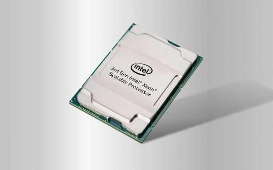 Intel, nuova piattaforma per IA e analytics