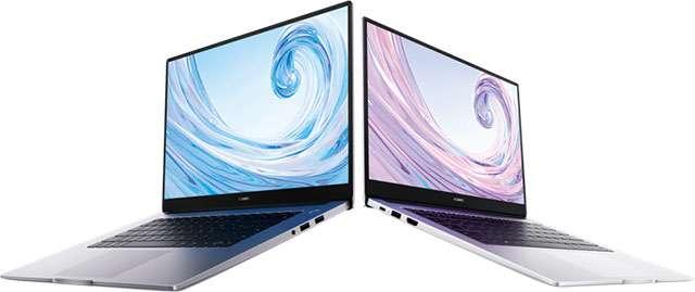 Il laptop Huawei Matebook X Pro 2020