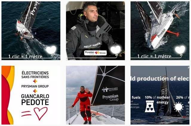 Prysmian Ocean Racing